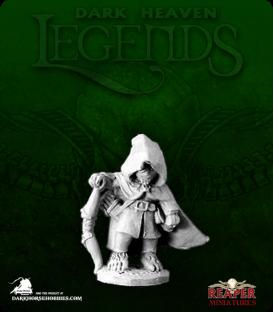 Dark Heaven Legends: Dicarus Darksword, Halfling Assassin