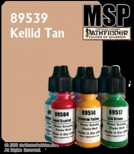Master Series Paint: Pathfinder Colors - 89539 Kellid Tan (1/2 oz)