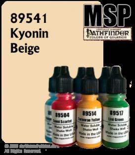 Master Series Paint: Pathfinder Colors - 89541 Kyonin Beige (1/2 oz)