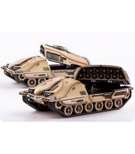 Dropzone Commander: PHR - Taranis MLRS Battery