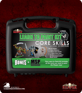 Master Series Paint: Learn to Paint Kit - Core Skills