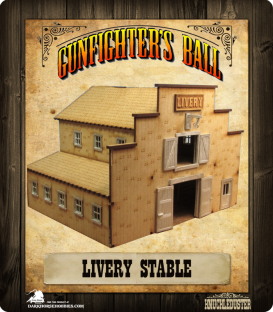 Gunfighter's Ball: Livery Stable