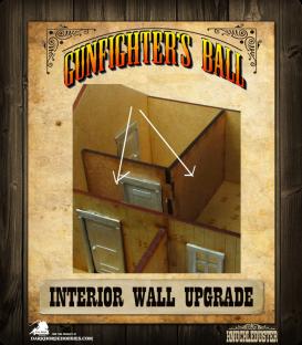Gunfighter's Ball: Interior Wall Upgrade