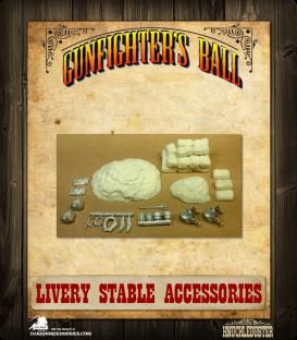 Gunfighter's Ball: Livery Accessories
