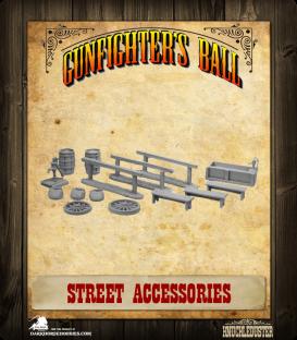Gunfighter's Ball: Street Accessories