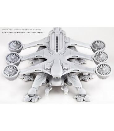 Dropzone Commander: PHR - Hades Super-Heavy Walker