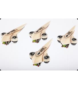 Dropzone Commander: PHR - Mercury Scout Drones