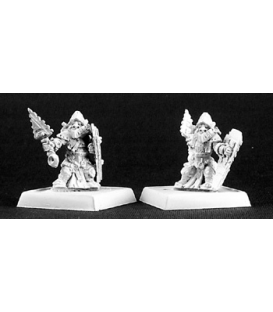 Warlord: Bloodstone Gnomes Tunnel Knights (10-pack) (unpainted)
