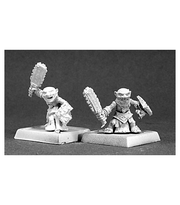 Warlord: Bloodstone Gnome Scraggers (10-pack) (unpainted)