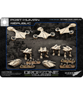 Dropzone Commander: PHR Core Starter Army (In Plastic)