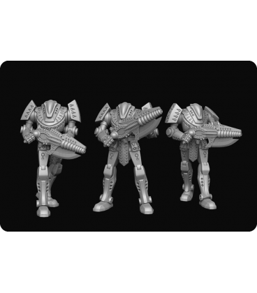 Dropzone Commander: Shaltari - Samurai