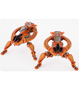 Dropzone Commander: Shaltari - Tarantula Battle Striders