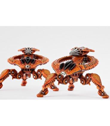Dropzone Commander: Shaltari - Tarantula Battle Striders