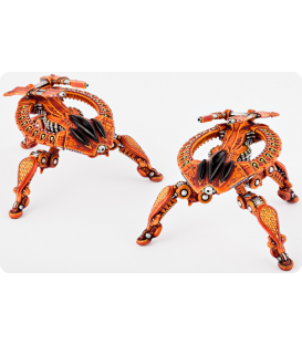 Dropzone Commander: Shaltari - Birdeater Battle Striders