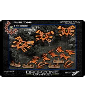 Dropzone Commander: Shaltari - Core Starter Army (In Plastic)