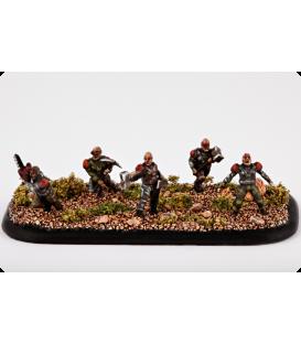 Dropzone Commander: Resistance - Berserkers