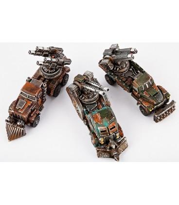 Dropzone Commander: Resistance - Gun Wagons
