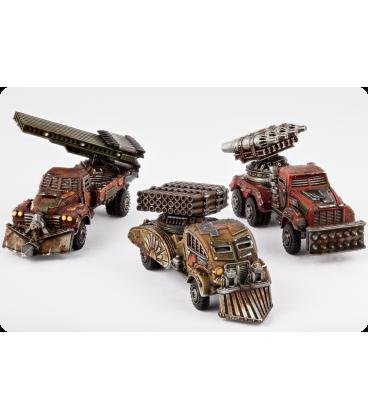 Dropzone Commander: Resistance - Storm Wagons
