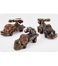Dropzone Commander: Resistance - Fire Wagons (3)