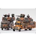 Dropzone Commander: Resistance - Battle Bus (2)