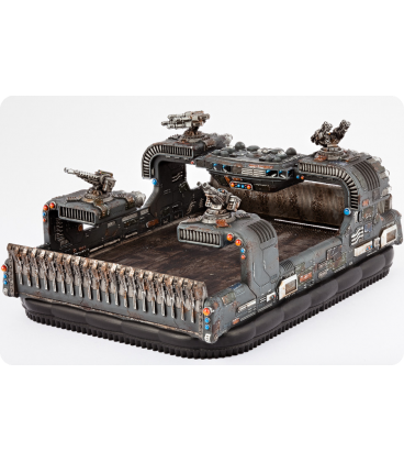 Dropzone Commander: Resistance - NT-4 Leviathan Hovercraft