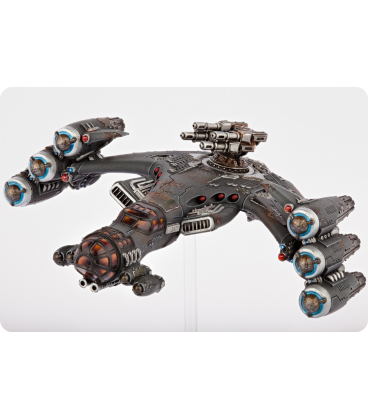 Dropzone Commander: Resistance - AT-77 Lifthawk Medium Dropship