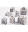 Dropzone Commander: Scenery - Aircon Units Pack (21)