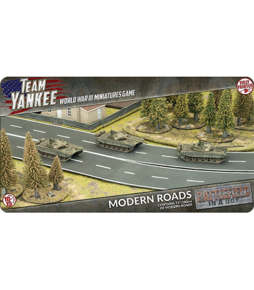 Battlefield In A Box: (Team Yankee) Modern Roads