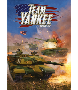 Team Yankee: World War III Rulebook