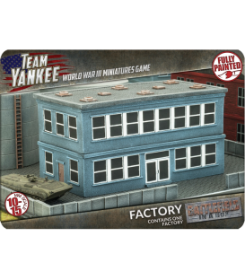 Battlefield In A Box: (Team Yankee) Factory