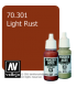Vallejo Model Color: Panzer Aces - Light Rust (17ml)