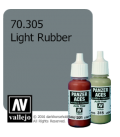 Vallejo Model Color: Panzer Aces - Light Rubber (17ml)