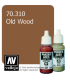 Vallejo Model Color: Panzer Aces - Old Wood (17ml)