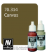 Vallejo Model Color: Panzer Aces - Canvas (17ml)