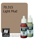 Vallejo Model Color: Panzer Aces - Light Mud (17ml)