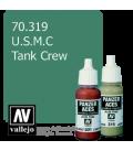 Vallejo Model Color: Panzer Aces - USMC Tank Crew (17ml)