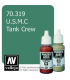 Vallejo Model Color: Panzer Aces - USMC Tank Crew (17ml)