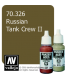 Vallejo Model Color: Panzer Aces - Russian Tank Crew II (17ml)