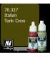 Vallejo Model Color: Panzer Aces - Italian Tank Crew (17ml)