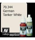 Vallejo Model Color: Panzer Aces - German Tanker White (17ml)