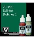 Vallejo Model Color: Panzer Aces - Splinter Blotches I (17ml)