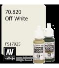 Vallejo Model Color: Off White (17ml)