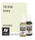 Vallejo Model Color: Ivory (17ml)