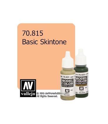 Vallejo Model Color: Basic Skintone (17ml)