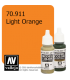 Vallejo Model Color: Light Orange (17ml)
