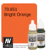 Vallejo Model Color: Bright Orange (17ml)