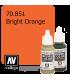 Vallejo Model Color: Bright Orange (17ml)