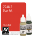 Vallejo Model Color: Scarlet (17ml)