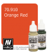 Vallejo Model Color: Orange Red (17ml)