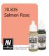 Vallejo Model Color: Salmon Rose (17ml)